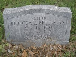 Rebecca J. Betterton