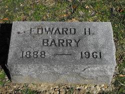 Edward Henry Barry