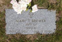 Mary <i>Tardy</i> Brewer