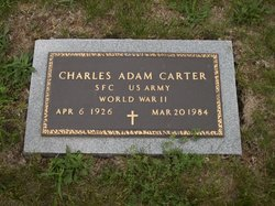 Charles Adam Carter