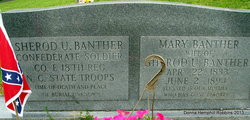 Mary <i>Queen</i> Banther