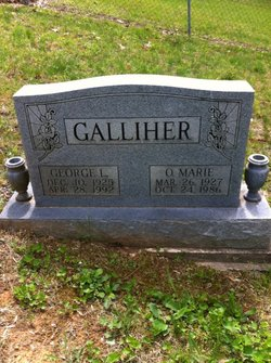 Ollie Marie Galliher