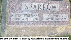 Chester A. Sparrow