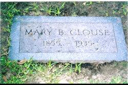Maria Barbara <i>Pflueger</i> Clouse