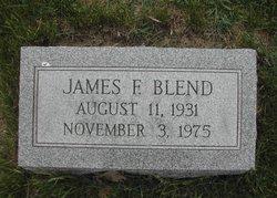 James Frederick Blend