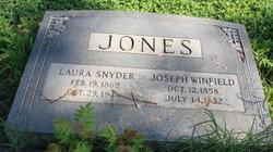 Laura <i>Snyder</i> Jones