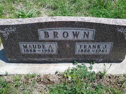 Frank James Brown