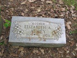 Elizabeth Ann <i>Caldwell</i> Athey
