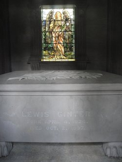 Maj Lewis Ginter