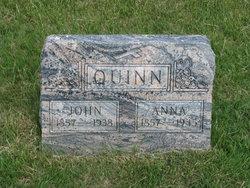 Anna <i>Gulker</i> Quinn