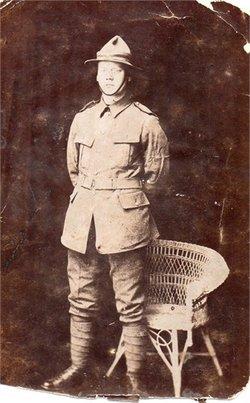 Pvt Joseph Parsons