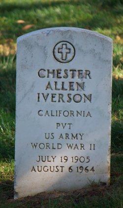 Chester Allen Iverson