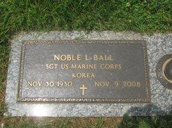 Noble Lee Ball