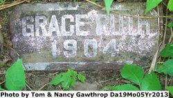 Grace Ruth Bearmore