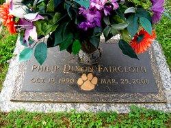 Philip Dixon Faircloth