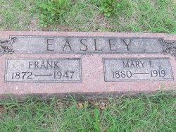 Mary I Easley
