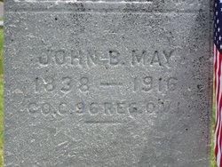 John Benjamin May