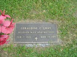 Geraldine C. Gray