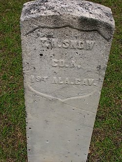 Pvt Thomas W Snow