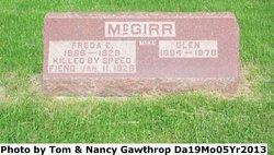 Frieda E. Fredda <i>Bearmore</i> McGirr