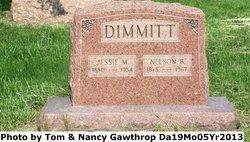 Jessie M. Dimmitt