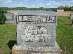 James D. Clemmons