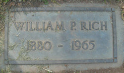 William Perry Rich