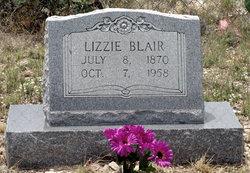 Lizzie Beth <i>Harling</i> Blair
