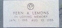 Fern A <i>Ogilbee</i> Lemons