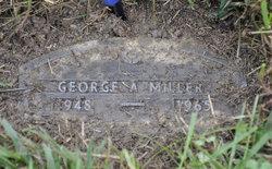 George Alvin Miller