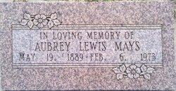 Aubrey Lewis Mays
