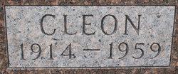 Cleon Feece