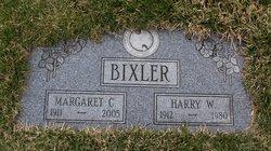Margaret Catherine <i>Schlegel</i> Bixler