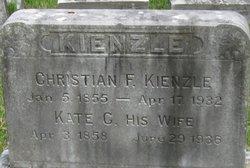 Christian Friedrich Kienzle