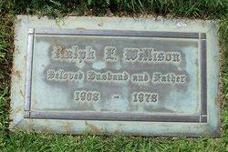 Ralph E Willison