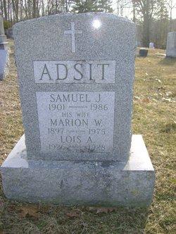 Lois A. Adsit