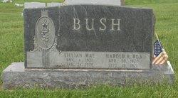 Harold R Bob Bush