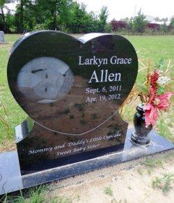 Larkyn Grace Allen