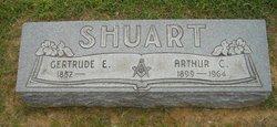 Gertrude Elizabeth Shuart