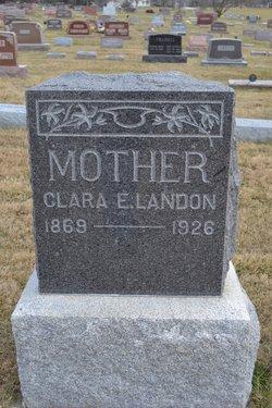 Clara Elizabeth <i>Kirkpatrick</i> Landon