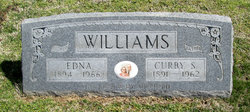 Edna Mae <i>Dillion</i> Williams