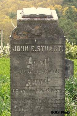 Sgt John E. Stuart