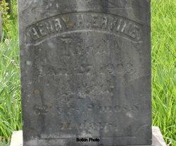 Pvt Henry H. Ervine