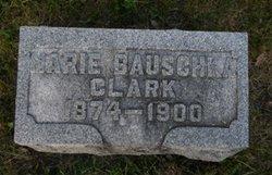 Marie <i>Bauschka</i> Clark