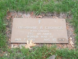 Theodore Ted Cronick
