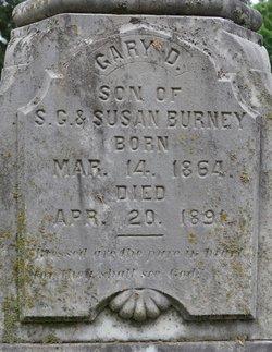 Gary D Burney
