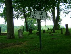 Old Bible Family Cemetery