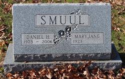 Mary Jane <i>Burns</i> Smuul