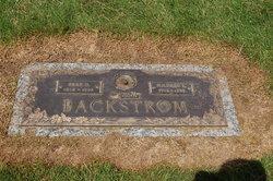 Bert D Backstrom