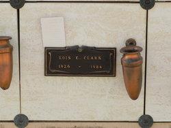 Lois Elaine Clark